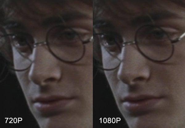diferencia entre hd 720p y 1080i vs 1080p